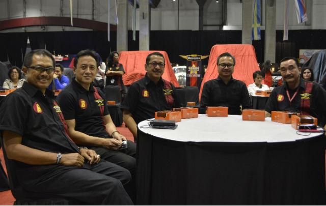 """OICCS 2015: Hadirkan """"Soeharto RI-1 Presidential"""" hingga Sejarah Mobil Dunia"""