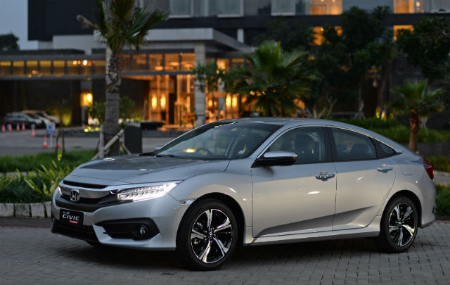 Naik13% Penjualan Sedan Honda Sepanjang Februari 2018