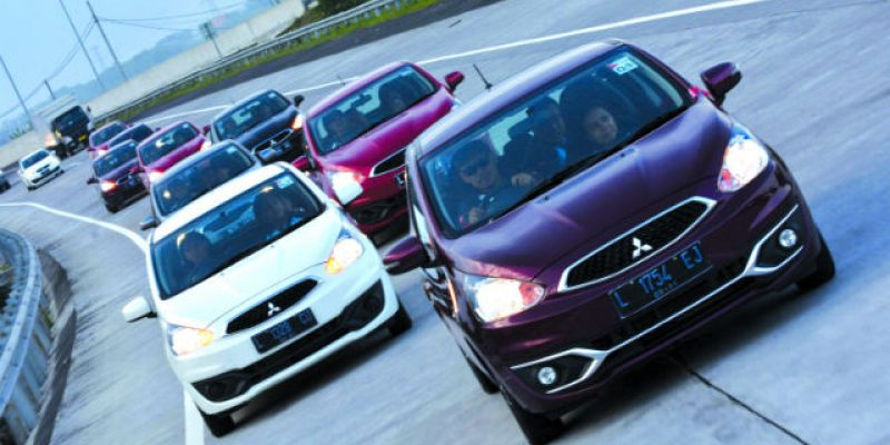 "FIRST DRIVE | Mitsubishi New Mirage: ""Seriously Fun"""