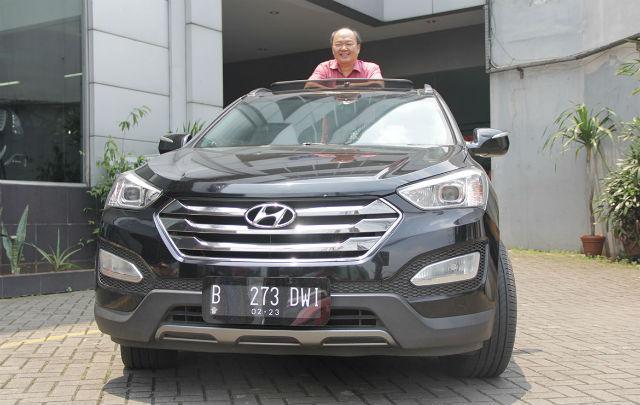 """Hyundai Santa Fe: """"What They Say...."""""""