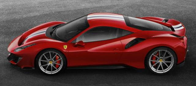 Ferrari 488 Pista: Lebih Cepat dari 488 GTB