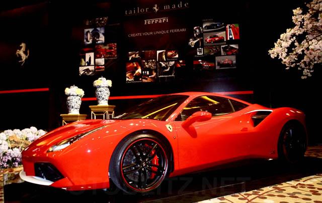'Ferrari Tailor Made', Bebaskan Konsumen Tentukan Detail Kendaraan Impiannya