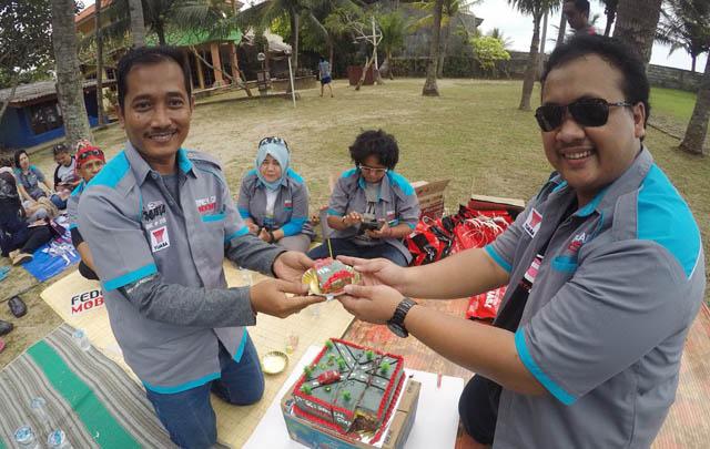 Meriah, Perayaan HUT Pertama GCI Tangsetan