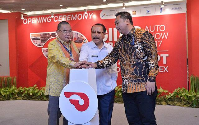 GIIAS Surabaya 2017 Resmi Dibuka