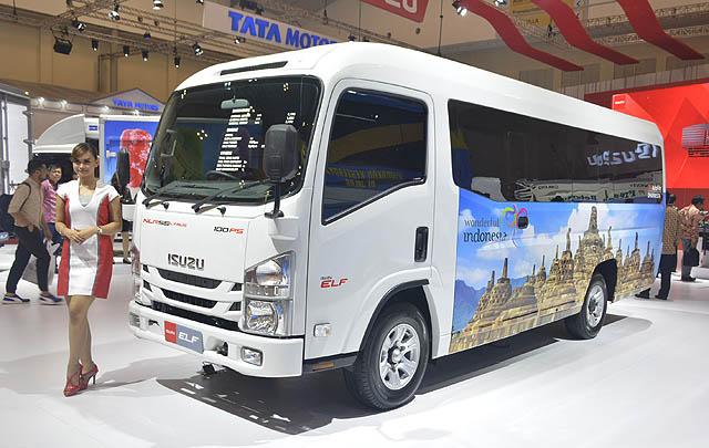 Gaikindo Siapkan Pameran Khusus Kendaraan Komersial GIICOMVEC 2018