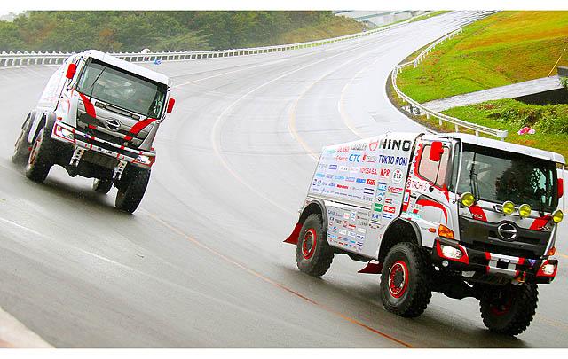 Hino Kembali Ambil Bagian di Dakar Rally 2018