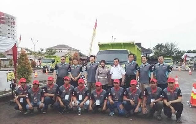 Hino Dutro Safety Driving Competition Digelar di Pontianak