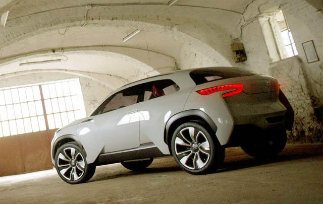 Hyundai Intrado SUV Concept Diperkenalkan
