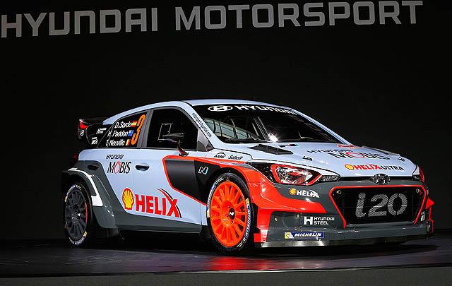 Sukses di WRC 2017, Hyundai Siap Luncurkan i20 N?