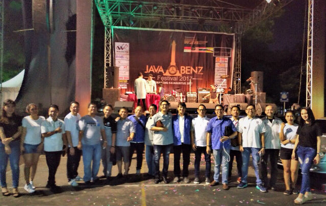 "MB-W211 Semarang Chapter Gelar ""Java Benz Festival 2017"""