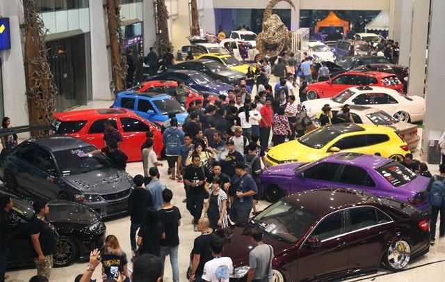 250 Mobil Modifikasi Siap Ramaikan IAM Surabaya