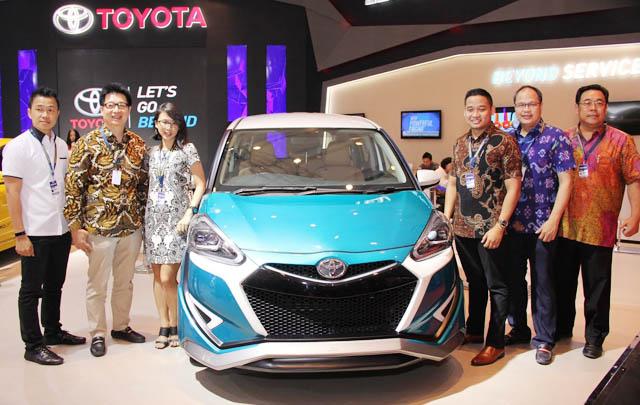Ragam Inovasi Otomotif Terbaru Hiasi GIIAS Medan 2017