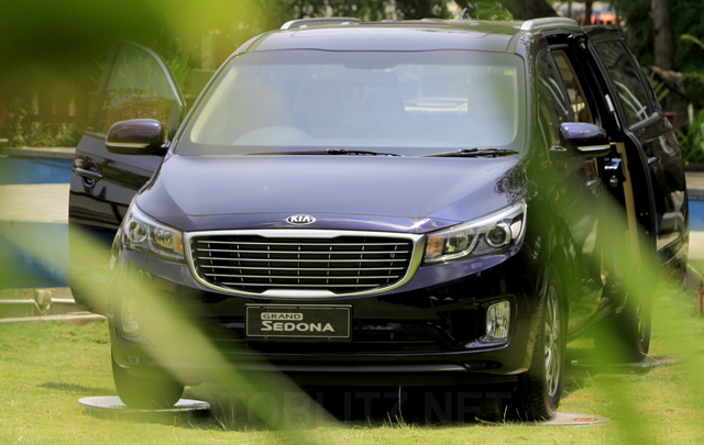 KIA Mobil Indonesia Gelar 'Media Test Drive' Tiga Produk Andalannya