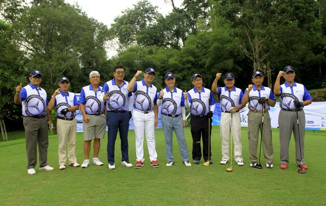 144 Peserta Ikuti 9th Anniversary MBGCI Golf Tournament 2017
