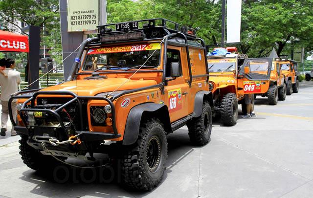 Meratus Expedition 2017 Akan Lewati 'Jalur Neraka' Sepanjang 350KM