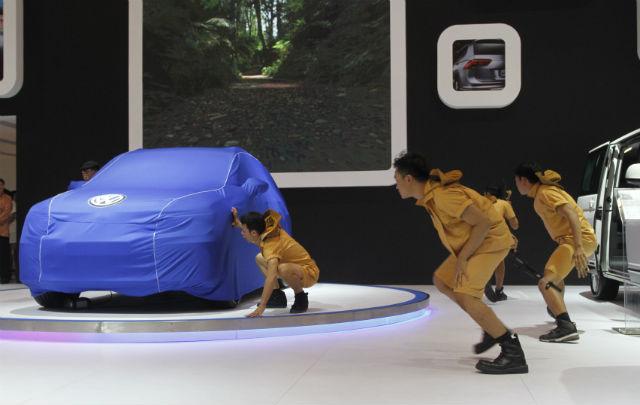 Volkswagen Luncurkan New Tiguan Generasi Kedua di GIIAS 2017