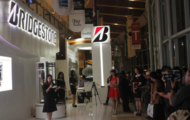 "Bridgestone Indonesia: Hadirkan ""Safety is Our Commitment"" di GIIAS 2017"