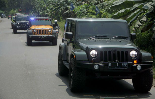 Ini Dia Peserta Terjauh JKO Indonesia - Explore Sumatera Touring