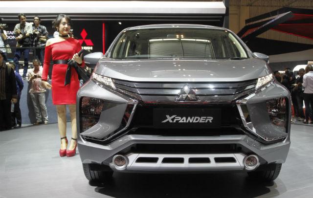 "All New Xpander: Meluncur ""World Premiere"" di GIIAS 2017 dengan Harga Bersahabat"