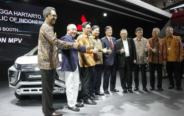 Ketua Umum Gaikindo: GIIAS Bangun Industri Otomotif Masa Depan