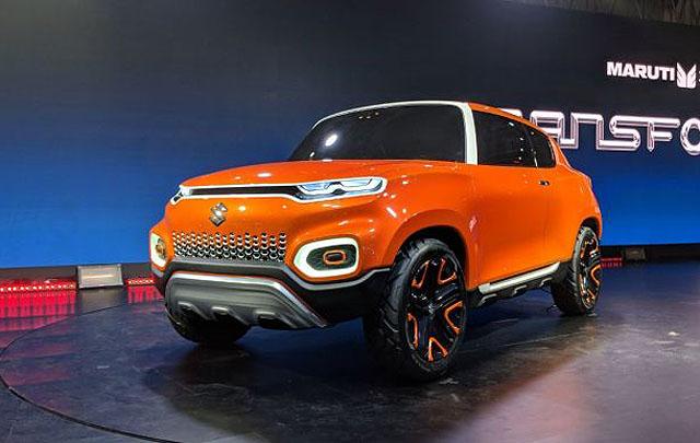 Maruti Suzuki Concept Future S Diperkenalkan di Delhi 2018