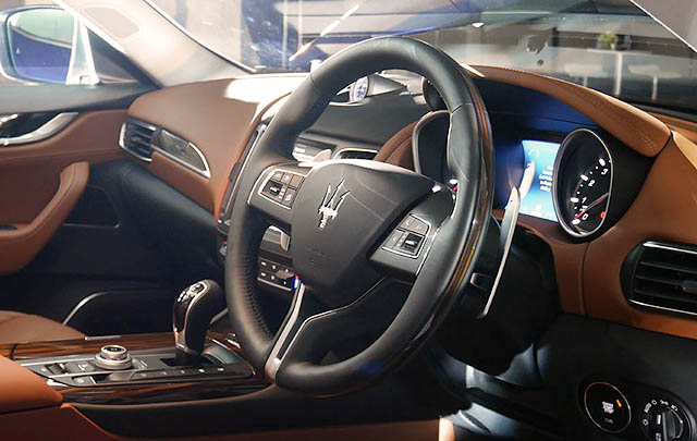 Maserati Levante Resmi Mengaspal di Indonesia