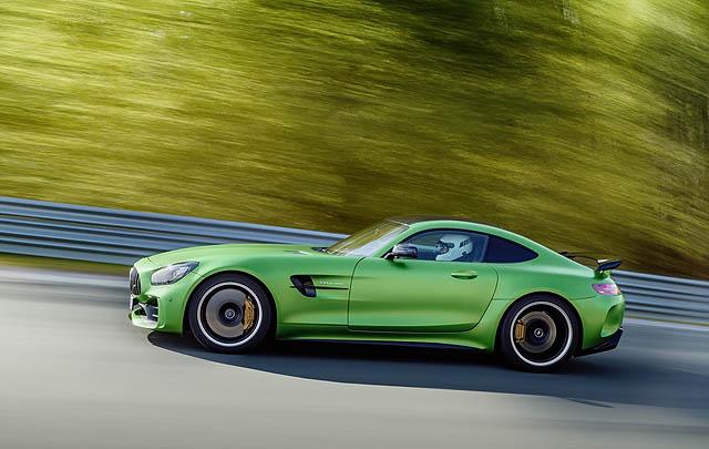 Mercedes-Benz Siap Hadirkan AMG GT R di GIIAS 2017