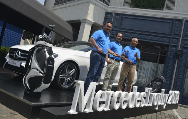Mercedes-Benz Kembali Adakan Turnamen Golf Bergengsi