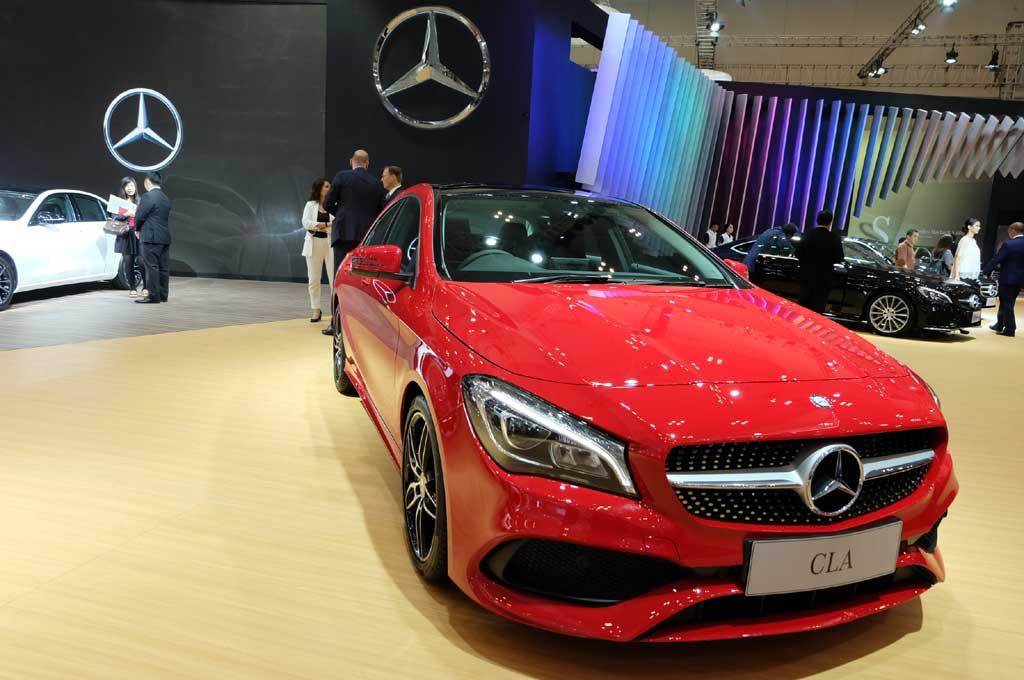 """""""Status Quo"""" Mercedes-Benz Indonesia"""