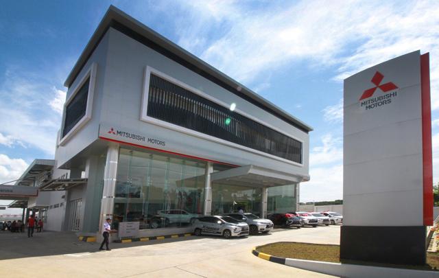 Makin Dekat dengan Konsumen, Mitsubishi Buka Dealer Baru Lagi di Cikupa