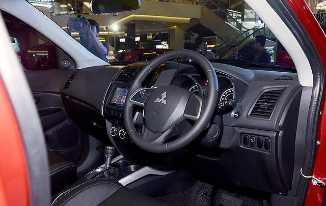 Mitsubishi Outlander Sport Action Resmi Mengaspal di Tanah Air
