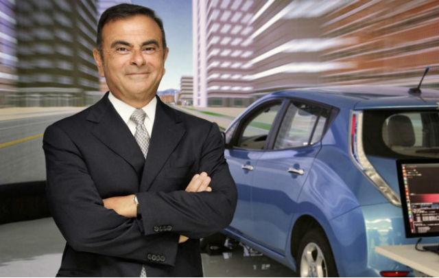 Ambisi Boss Baru Renault-Nissan: Jadi Nomor 1 Dunia