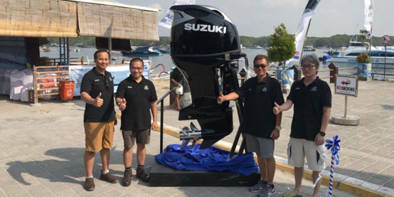 Suzuki Hadirkan Outboard Motor DF325A, Simak Kehebatannya!