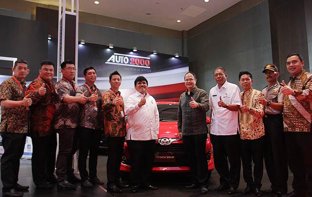 POM 2017 Jadi Ajang Peluncuran Produk Baru Otomotif di Medan