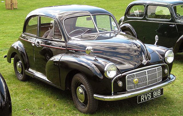 Sejarah Mobil Dunia: Era Post-War Cars (1946 – 1955)
