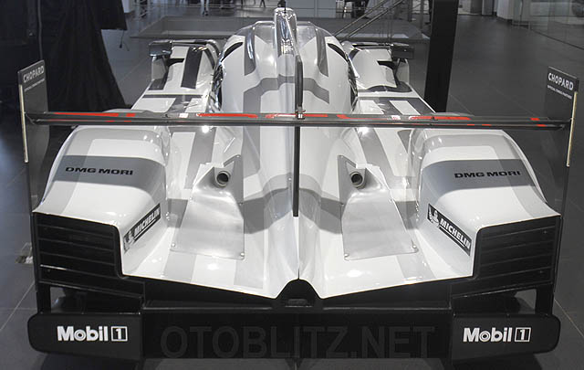 Porsche Tinggalkan Kelas LMP1 di Balap 24 Hours Le Mans