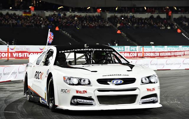 Ajang 'Race of Champions' Siap Digelar Pertama Kalinya di Arab Saudi