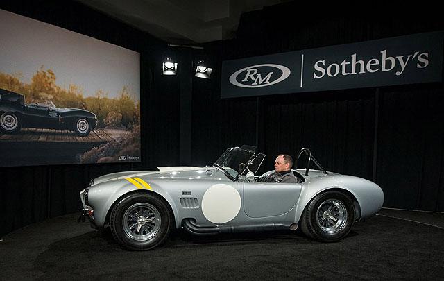 Wow, Shelby Cobra Ini Laku Dilelang Hampir Rp 40 Miliar!
