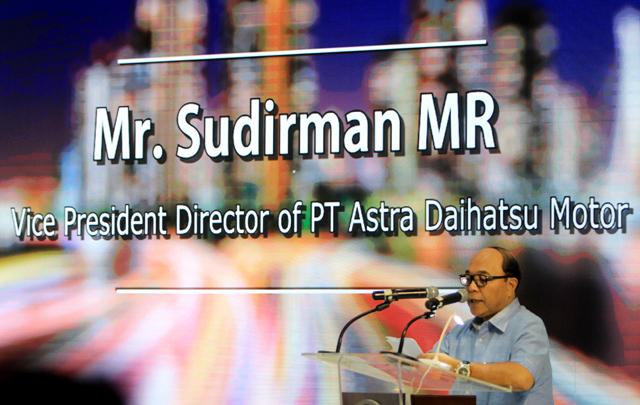 PT ADM Resmi Luncurkan All New Sirion Generasi Ketiga