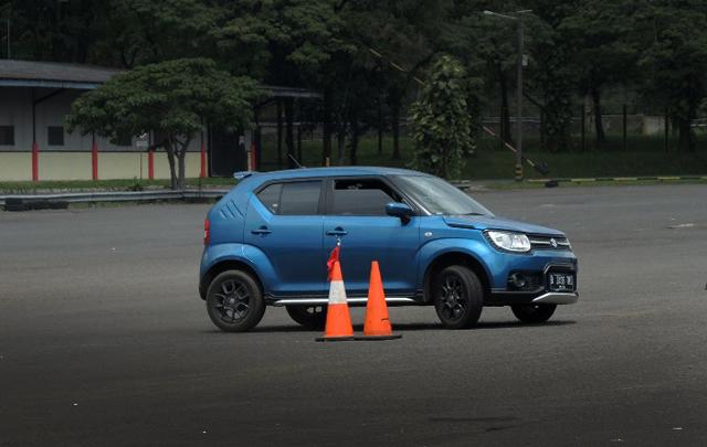 Suzuki Ignis dan Baleno Hatchback Diajak Ngepot, Penasaran?