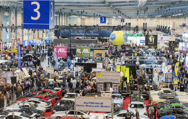 "Essen Motor Show 2017: ""For Drivers and Dreams"""