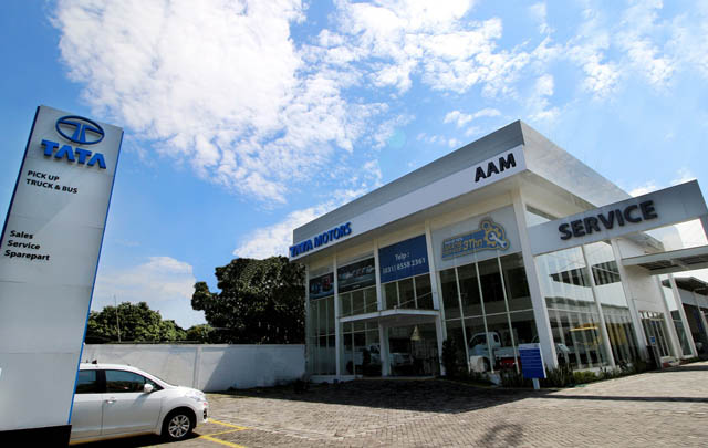Dealer Baru Tata di Surabaya