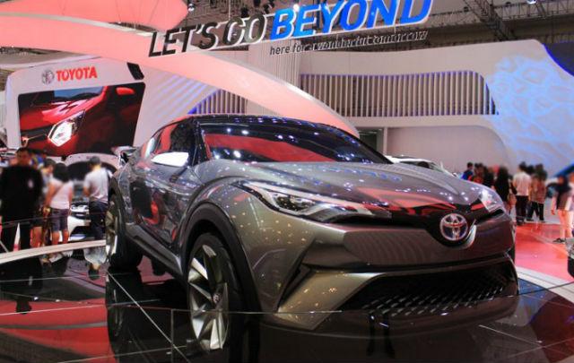 Kejutan dari Toyota di GIIAS 2017