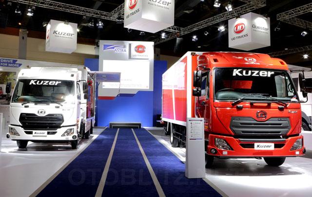 Semangat 'Drive For More' UD Truck Buat Pelanggan