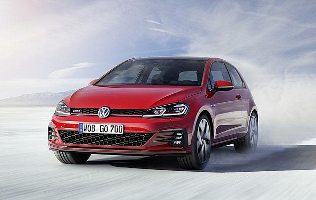2017, Volkswagen Sukses Jual 1 Juta Unit Golf