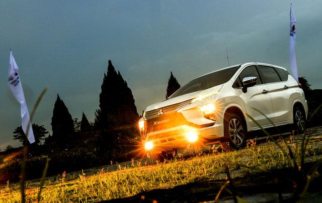 Xpander, MPV Yang Siap Menjadi Kunci Keberhasilan Mitsubishi