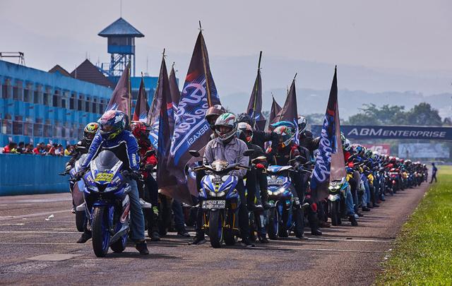 Yamaha Sunday Race 2018, Ada Kelas Baru Makin Seru!