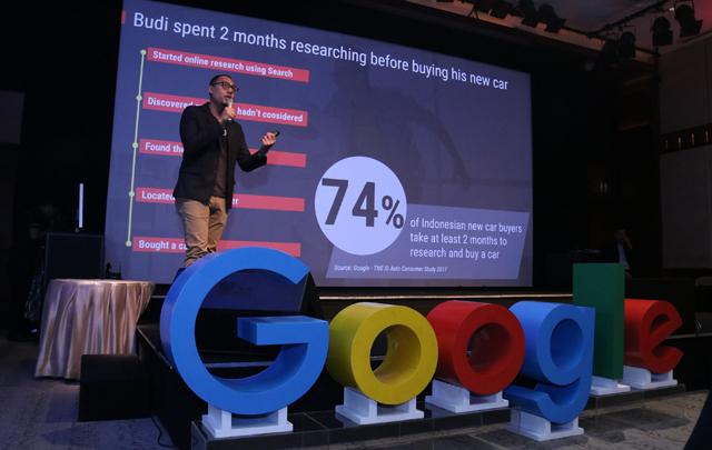 Google Beberkan Agar Lebih Cepat Beli Mobil