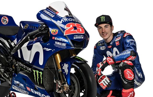 """Abarth Ketagihan """"Sengat"""" Tim Movistar Yamaha MotoGP"""