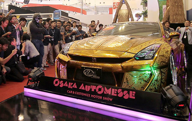 Accelera Siap 'Go International' di NMAA-Osaka Auto Messe